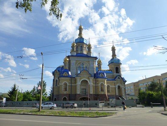 Χάρκοβο, Ουκρανία: Храм Священномученика Валентина