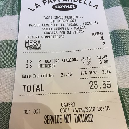 2 heineken 8 euros?? Estamos locos??? Me parece una estafa cobrar eso por una cerveza en un rest
