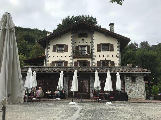 Lesaka, Spain: Vista panoramica
