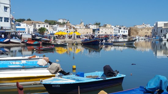 Ras Jebel, Тунис: Port de Bizerte
