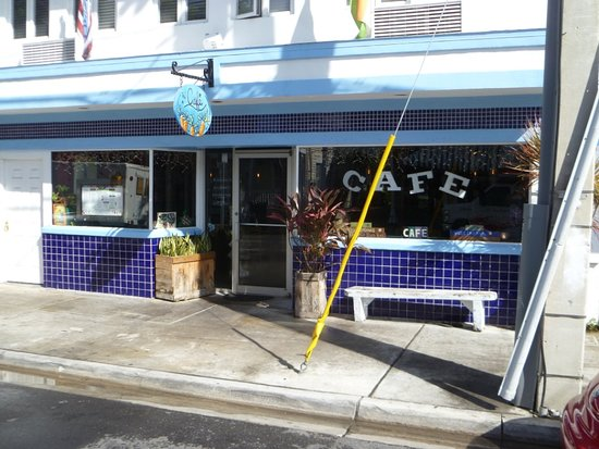 The Cafe, A Mostly Vegetarian Place: The Cafe in Key West