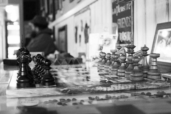 Emmett, ID: Chess anyone?