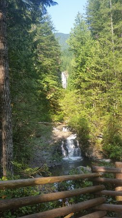 Gold Bar, WA: Beautiful Hike - not long to the lower falls / a little more strenuous going higher