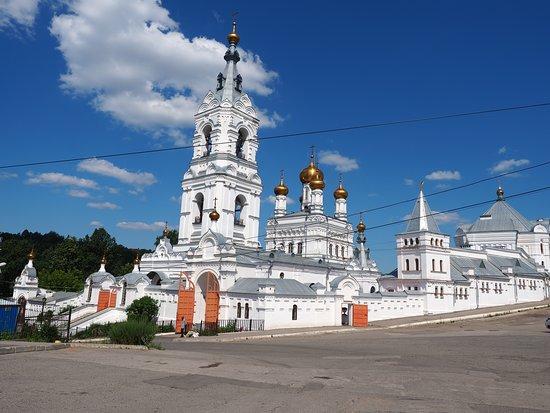 Perm Stefanov Holy Trinity Monastery