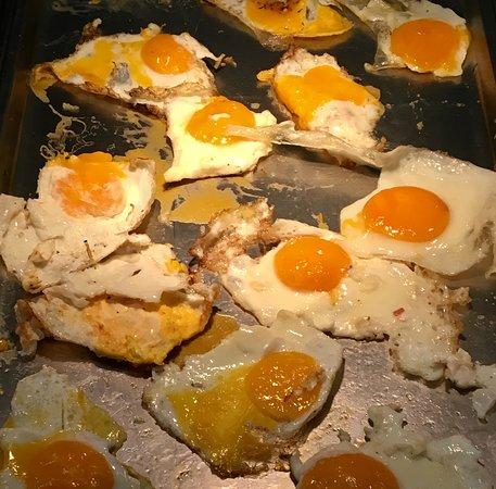 Rilski Manastir, بلغاريا: Piece de resistence of the luxury breakfast buffet