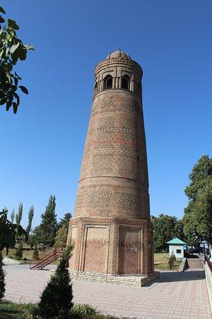 Узген, Киргизия: Uzgen Minaret
