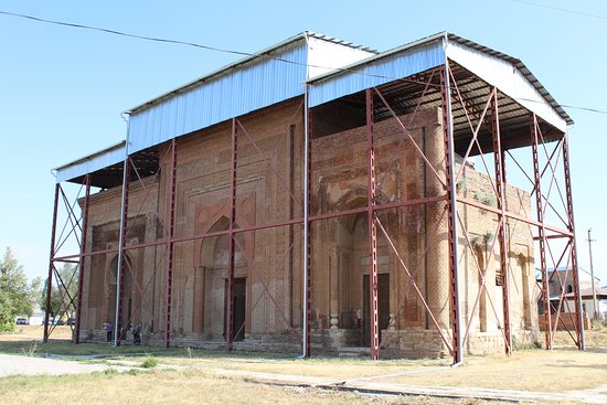 Узген, Киргизия: Uzgen Mausoleum