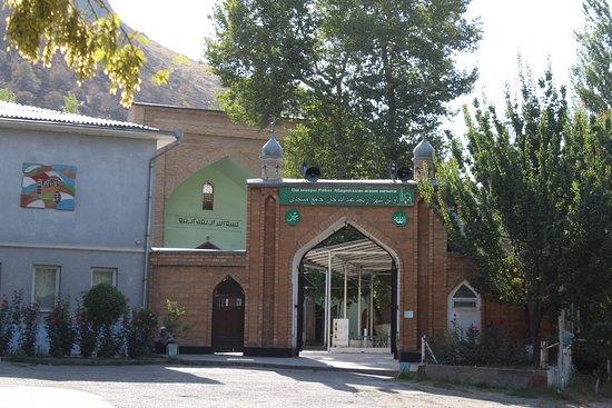 Osh, جمهورية قرغيزستان: Ravat Abdullakhan Mosque
