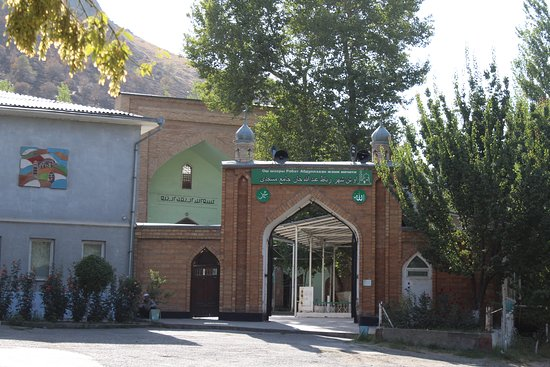 Osh, Δημοκρατία της Κιργιζίας: Ravat Abdullakhan Mosque