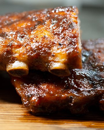 Hard Rock Cafe: Bourbon Ribs-LTO