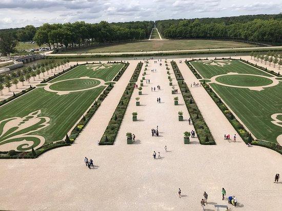 Château de Chambord : Garden