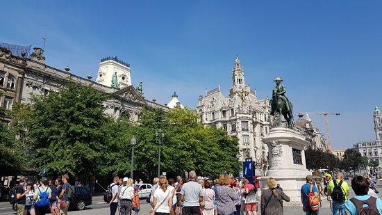 Porto City Hall: 20180914_115804_large.jpg