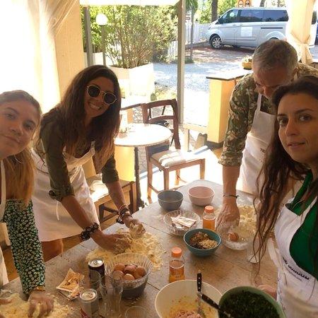 Fotografie Cinque Terre Cooking School