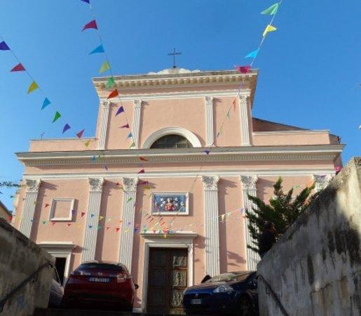 Dorgali, อิตาลี: Fassade