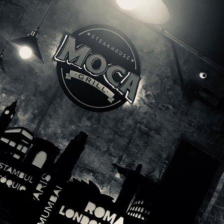 Moca Grill Steak House  Para aproveitar o melhor momento de comer e beber 12e179671c
