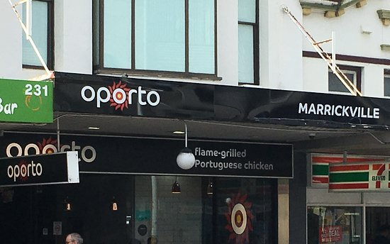 A Great Fast Food Chain Review Of Oporto Marrickville Australia
