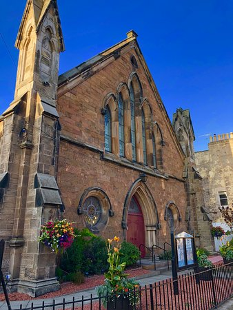 North Berwick, UK : Abbey Church of Scotland