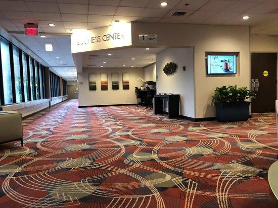 Plainsboro, Nueva Jersey: Foyer