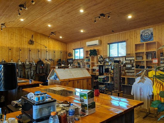 Fort Smith, MT: Fly shop