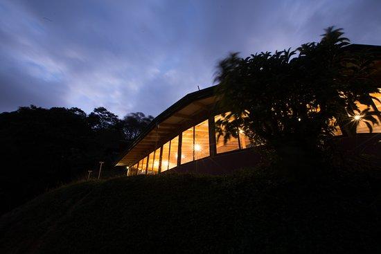 Copey, Κόστα Ρίκα: Bulat Restaurante de noche