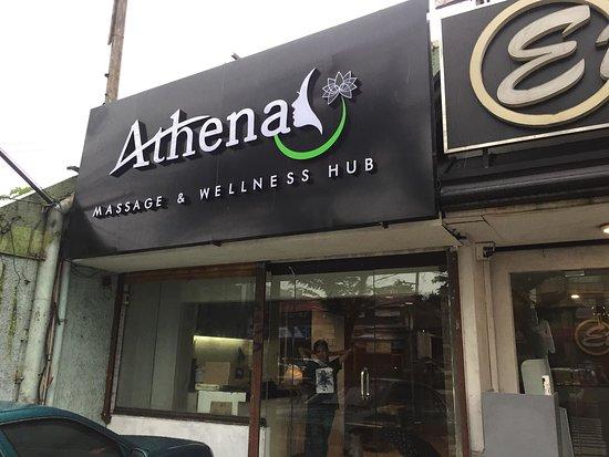Athena's Home Massage