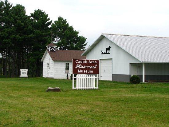 Cadott Area Historical Society & Baker School Museum