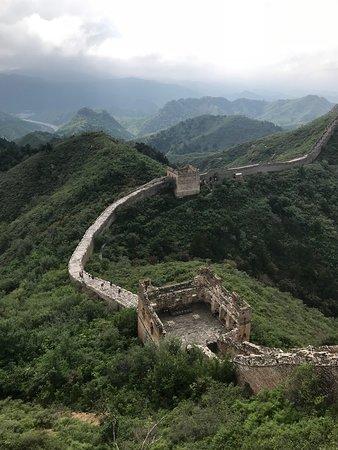 Luanping County, China: Great view!