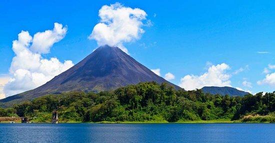 Эррадура, Коста-Рика: Volcan Arenal