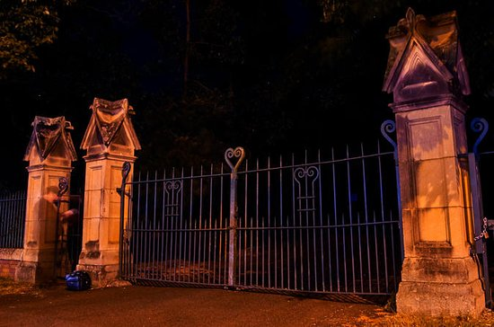 Toowong Cemetery Ghost Tour - El...