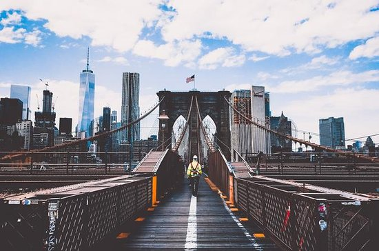 Ponte do Brooklyn e DUMBO