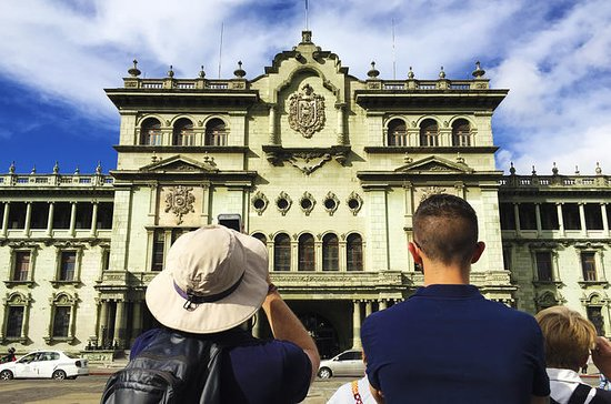 Guatemala City Stop Over Tour