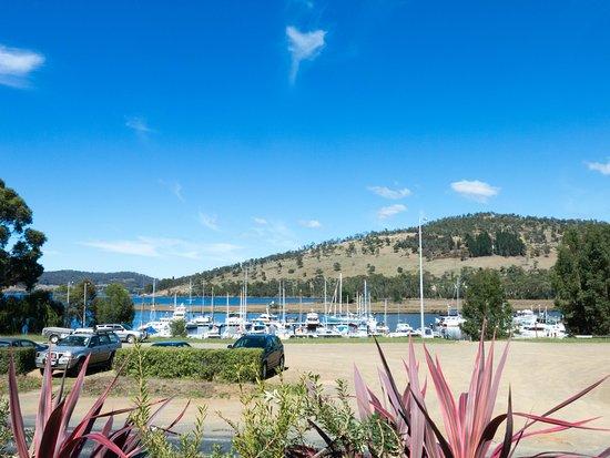 Port Huon, Australië: Kermandie anchorage