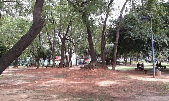 Bade, Taoyuan: 公園一隅