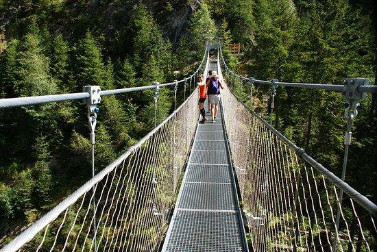 Rohrmoos-Untertal, Austria: the bridge
