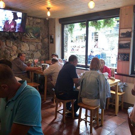 Интерьер - Picture of Barabulya Bar, Yalta - Tripadvisor