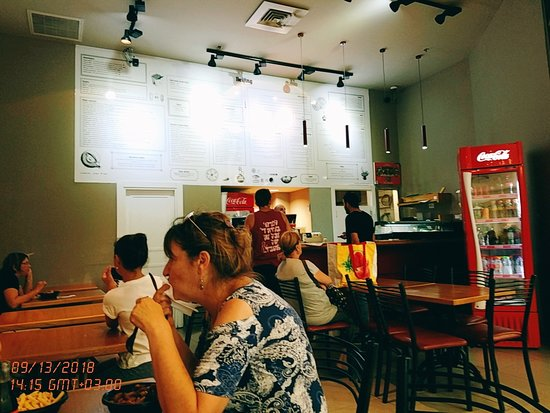 Mevaseret Zion, Israel: מבט למסעדה