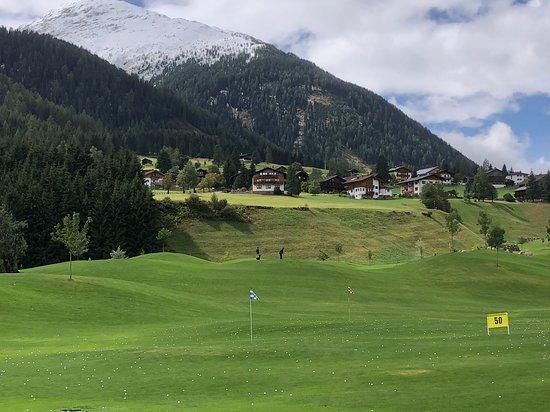 St. Veit in Defereggen, Austria: Range and 9hole Course