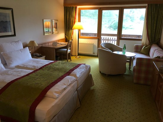 St. Veit in Defereggen, Austria: Luxury Room in the Main House