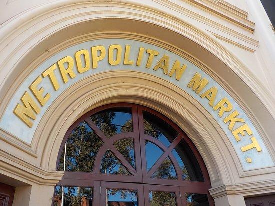 Former Metropolitan Meat Market