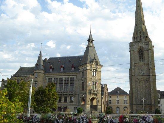 St. Sauveur Abbey