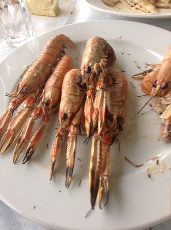Monastiraki, اليونان: Devine seafood