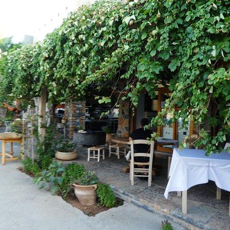 Ferryman Taverna: Lecker gegessen