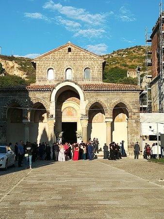 Sant'Angelo in Formis, Olaszország: IMG_20180915_180415_large.jpg