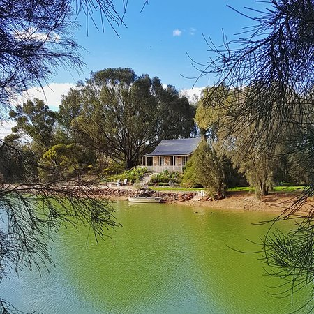 Stonewell Cottages & Vineyards: Cupid's cottage