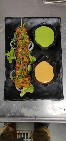 Kebabs & Curries لوحة