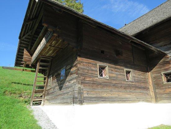 Das Heimatmuseum Rauchstubenhaus