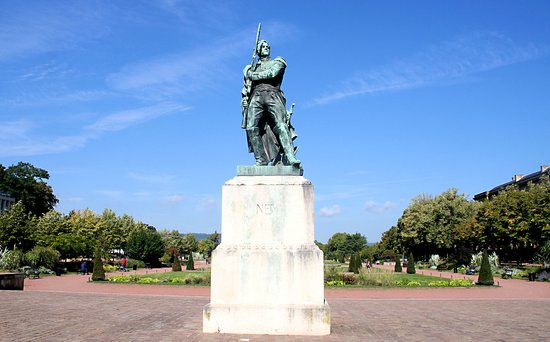 Monument au Marechal Ney