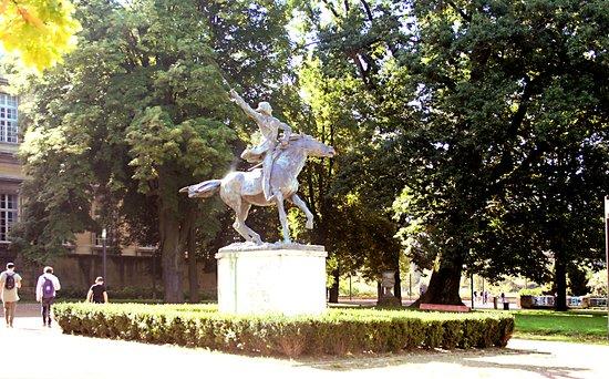Monument a La Fayette Photo
