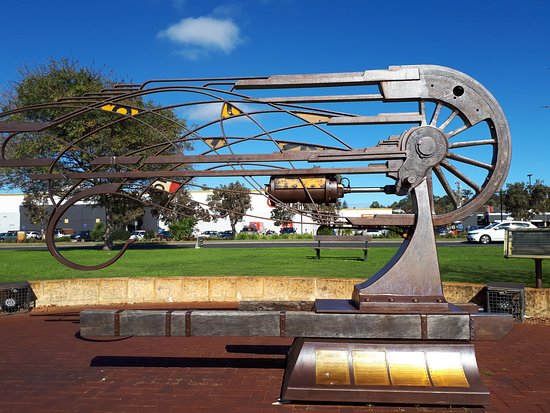 Bunbury, Australia: Part of the Revolution artwork