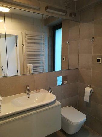 Rozewie, Polandia: łazienka